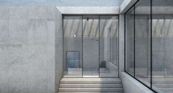 Sliding Window  | ONE by Orama Minimal Frames | Window types