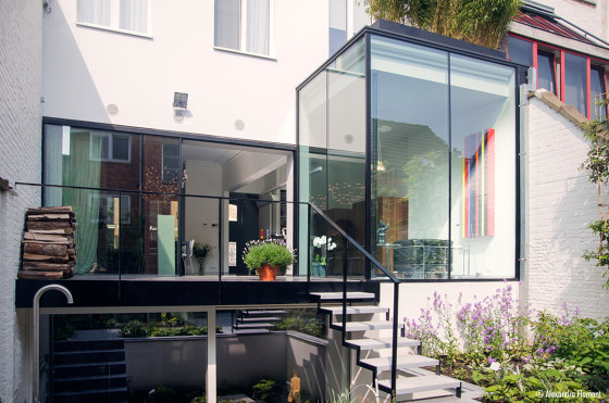 Corner  | Corner Fix by Orama Minimal Frames | Window types