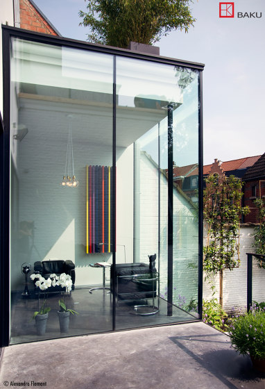Corner    Corner Fix by Orama Minimal Frames   Window types