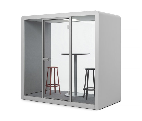 Space 2 | Vertical Chair by Silen | Office Pods