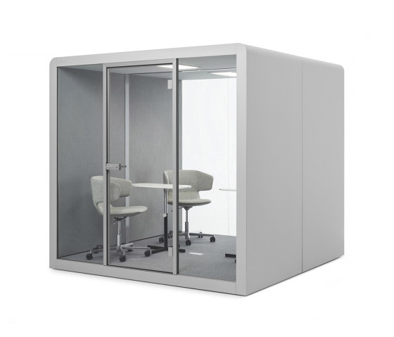 Space 4 | Vertical chair by Silen | Office Pods