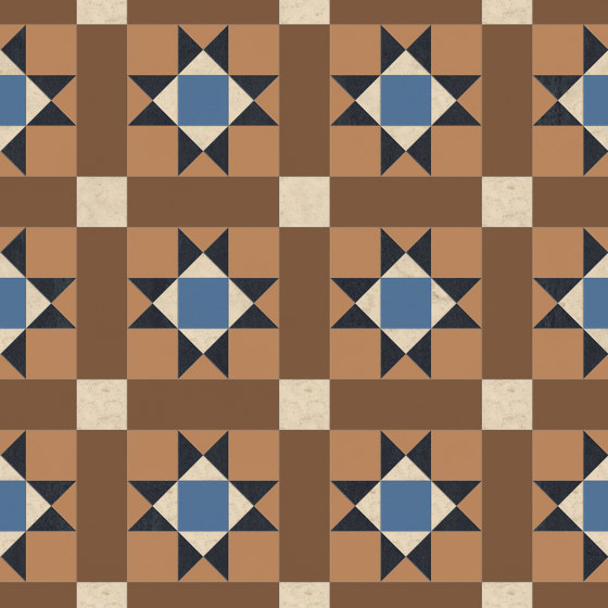 Décor - 1,0 mm | Décor Classic Sepia by Amtico | Synthetic tiles