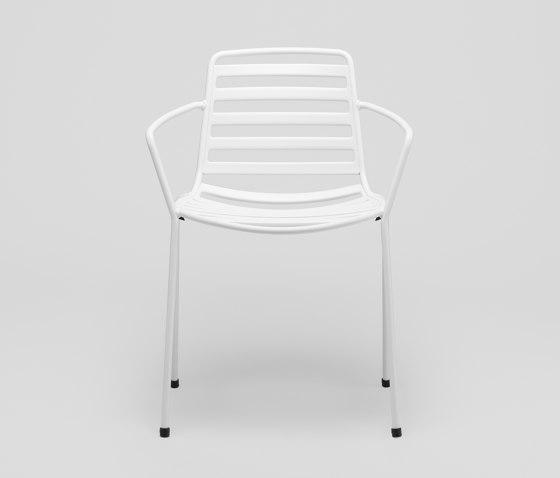 Street armchair di ENEA | Sedie