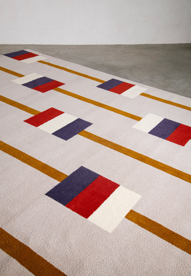 Playtime | Abacus Rug by La manufacture | Rugs