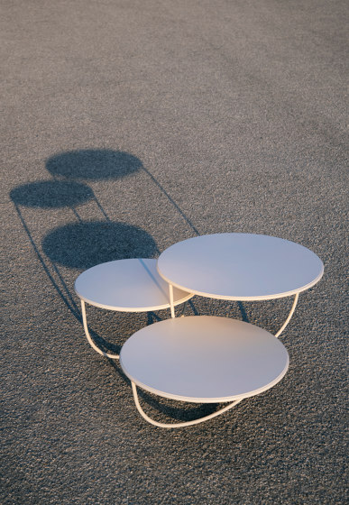 Trio Coffee Table by La manufacture   Coffee tables