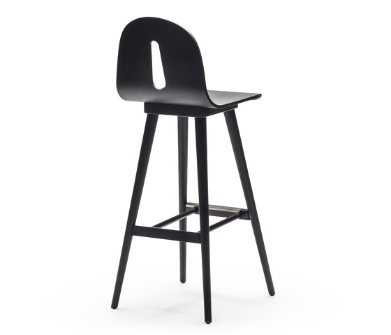 Gotham Woody SG-80 by CHAIRS & MORE | Bar stools