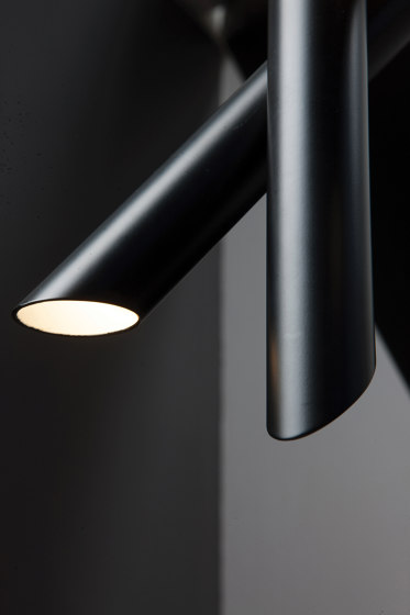Tubes 3 Pendant by Nemo | Suspended lights