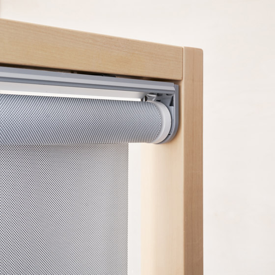 Roller Blinds | Motorized by Ann Idstein | Electric systems
