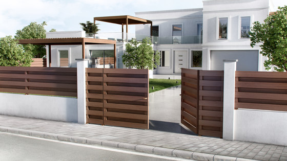Smartia | FC50 by ALUMIL | Fences