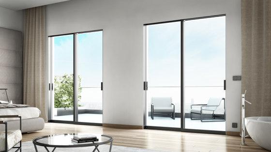 Smartia | M630 Phos by ALUMIL | Patio doors