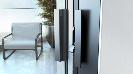 Smartia   M630 Phos by ALUMIL   Patio doors