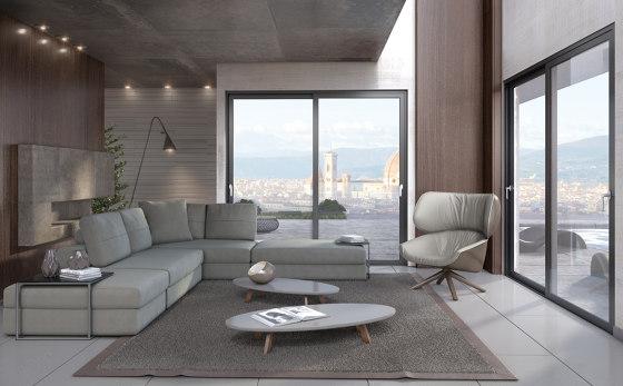 Smartia | M14600 by ALUMIL | Patio doors