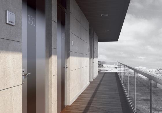 Smartia | M15000 Door by ALUMIL | Entrance doors