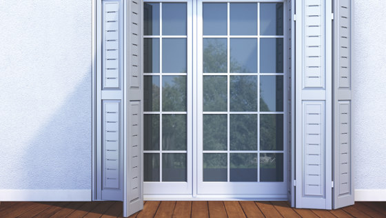 Smartia   M15000 by ALUMIL   Patio doors