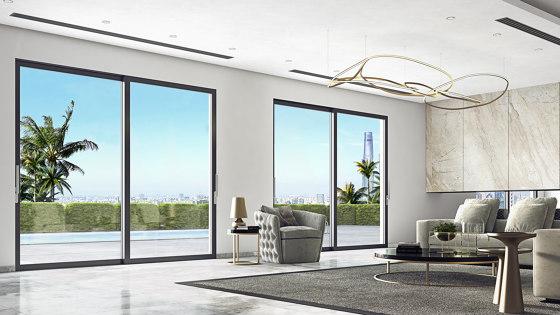 Smartia | M45000 by ALUMIL | Patio doors