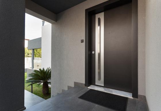 Smartia | MD67 by ALUMIL | Entrance doors