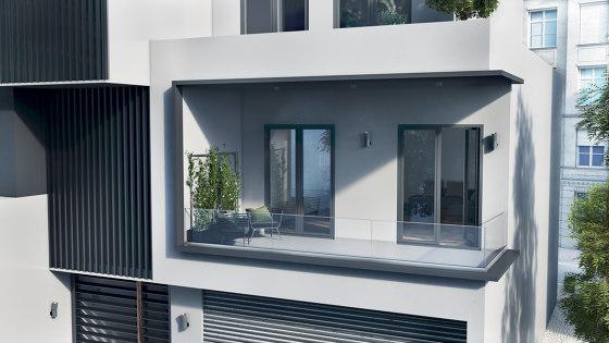 Smartia | S67 by ALUMIL | Patio doors