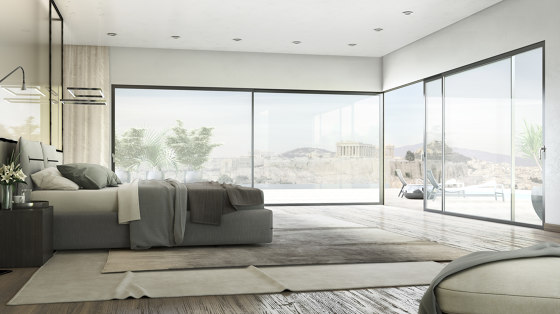 Smartia | S440 by ALUMIL | Patio doors