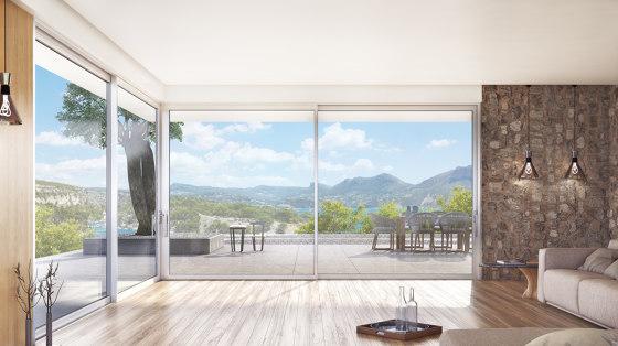 Smartia | S560 by ALUMIL | Patio doors