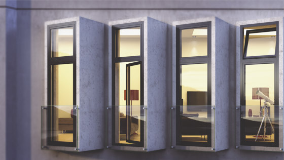Supreme   S91 by ALUMIL   Patio doors