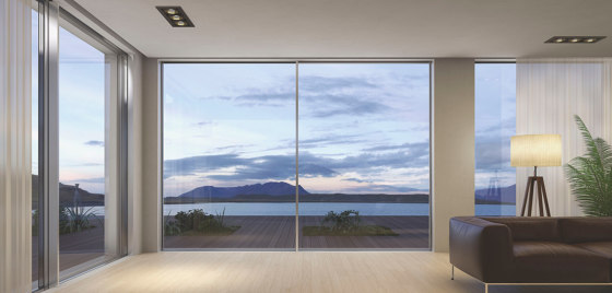 Supreme | S650 Phos by ALUMIL | Patio doors