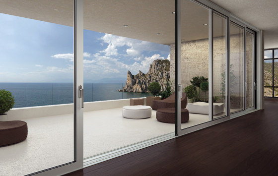 Supreme | S700 by ALUMIL | Patio doors