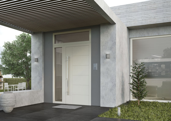 Supreme   SD77 by ALUMIL   Entrance doors