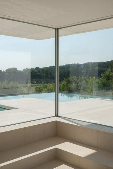 Sliding corner by OTIIMA | MUCH MORE THAN A WINDOW | Patio doors