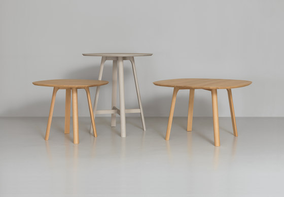 Rail Café by Zeitraum   Bistro tables