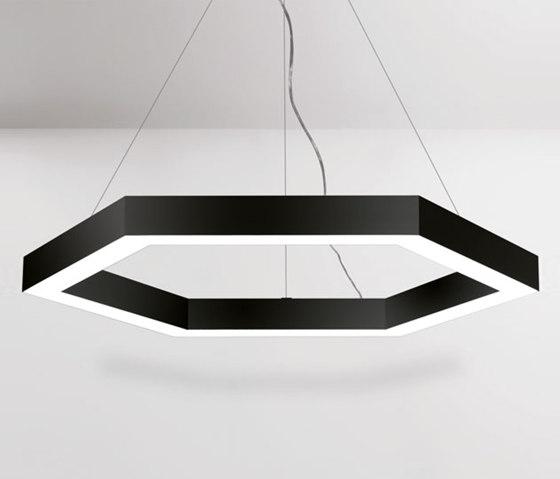 Notus 1 PL Linear LED von BRIGHT SPECIAL LIGHTING S.A.   Pendelleuchten