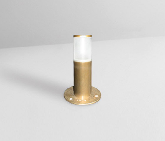 Teres 5 Small Brass by BRIGHT SPECIAL LIGHTING S.A. | Bollard lights