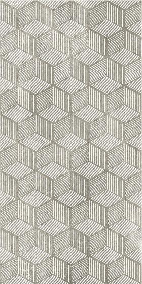 Prima Materia | Esagono Sandalo by Kronos Ceramiche | Ceramic tiles