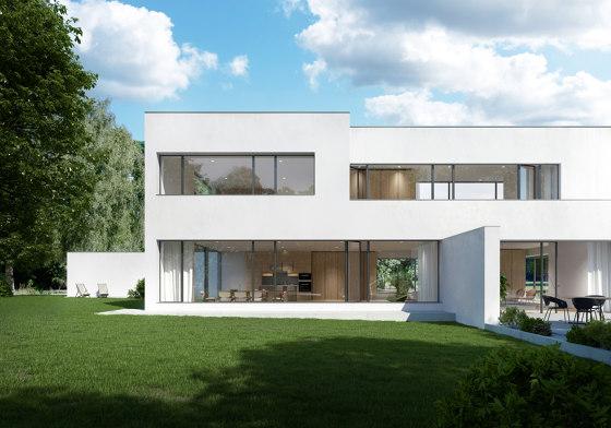 Panorama Design Window | AWS 75 PD.SI by SCHÜCO | Window types