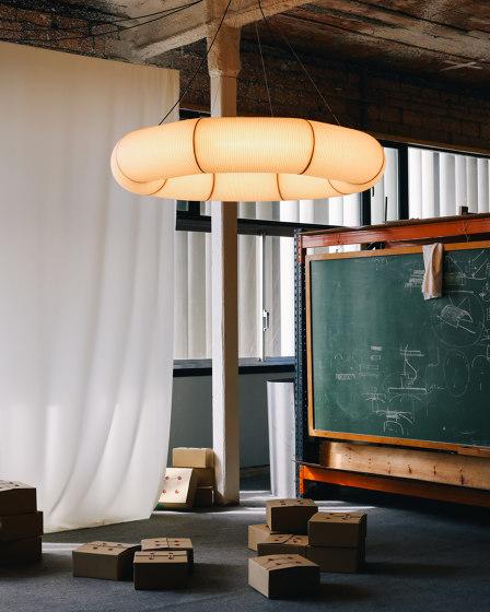 Tekiò Circular   Pendant Lamp by Santa & Cole   Suspended lights