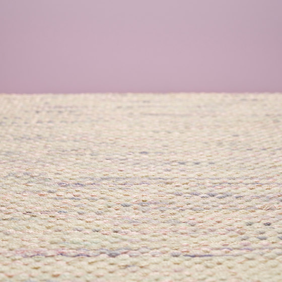 Russell - Silver Rose by Bomat | Rugs