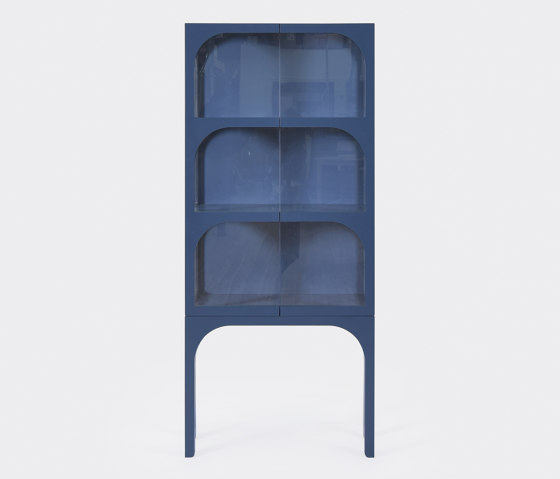 Valv ECO MDF. Optional colour by Ringvide Studio   Display cabinets