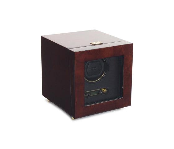 Savoy Single Winder   Burlwood by WOLF   Storage boxes