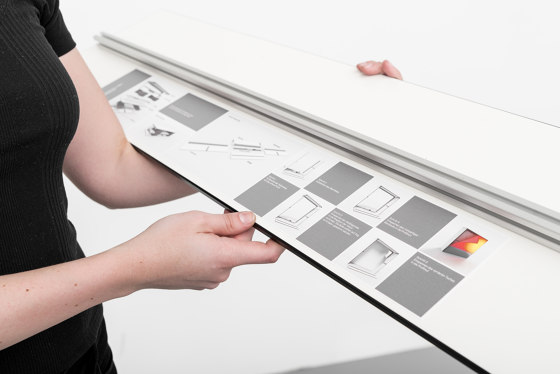 Mobile Counters by MODULAP | Advertising displays
