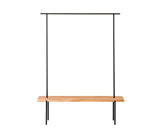 Oak 01 Coat Rack by weld & co | Benches