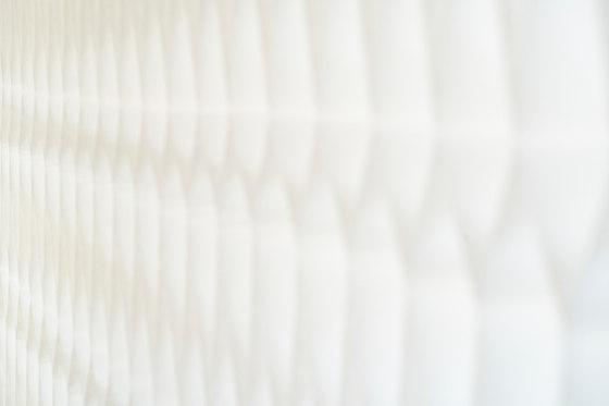 Diabolo Partition by PROCÉDÉS CHÉNEL   Sound absorbing room divider