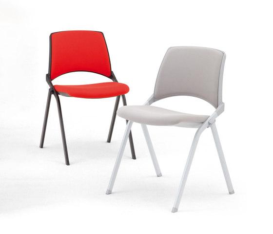 Sedia Aura K by Caloi by Eredi Caloi | Chairs