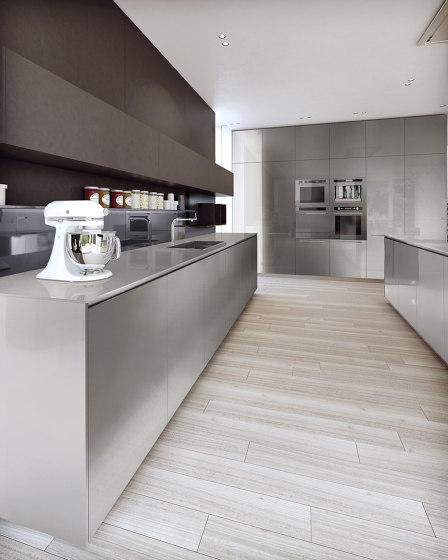 Free Steel by Euromobil | Fitted kitchens