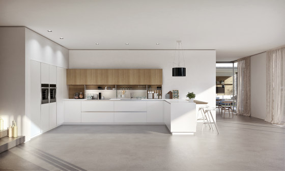 Telero by Euromobil | Fitted kitchens