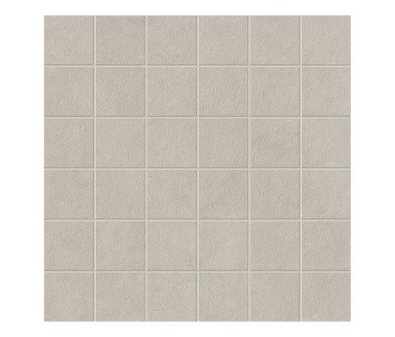 Prism Cloud Mosaico 30x30 by Atlas Concorde | Ceramic mosaics