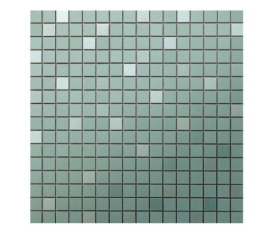 Prism Moss MosaicoQ 30,5x30,5 by Atlas Concorde   Ceramic mosaics