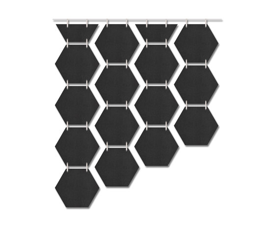 Luppo B by SIINNE   Sound absorbing room divider