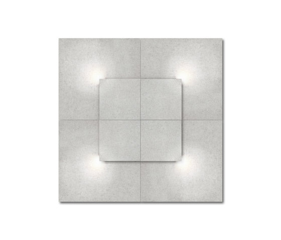 Neliö Light 4 by SIINNE | Wall lights