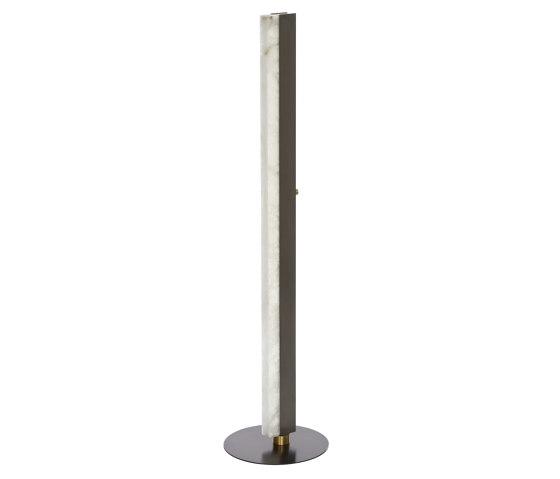 Artés Floor Bronze by CTO Lighting | Free-standing lights