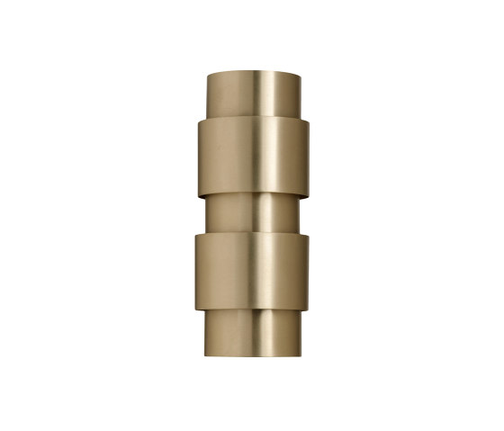Ring wall satin brass by CTO Lighting | Wall lights