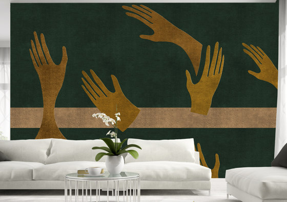 Season 1 Collection | KW0313 by Affreschi & Affreschi | Wall coverings / wallpapers